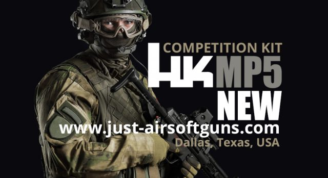 hk mp5 kit at just airsoft guns usa